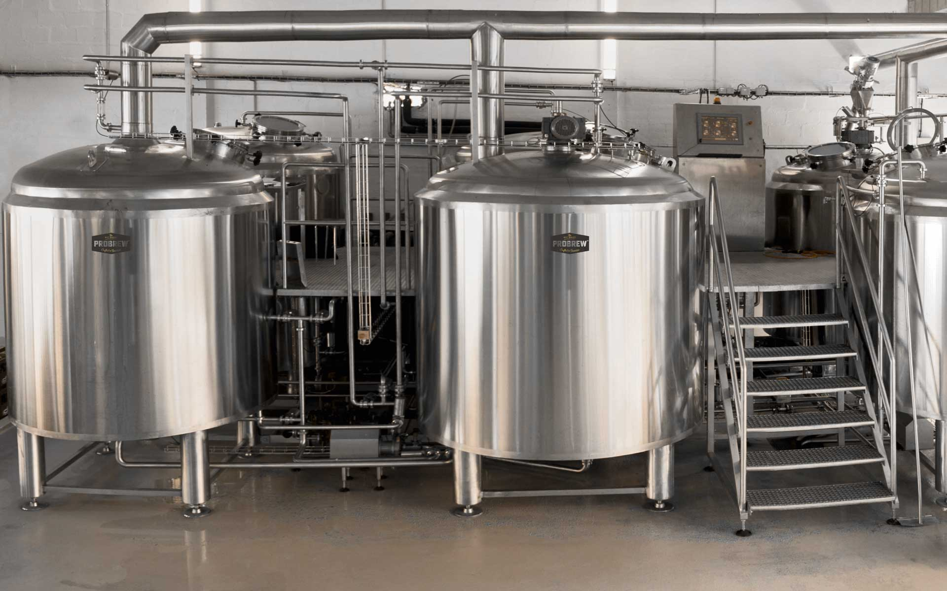 4 Vessel Brewhouse Craft Brewing Amp Brewery Equipment