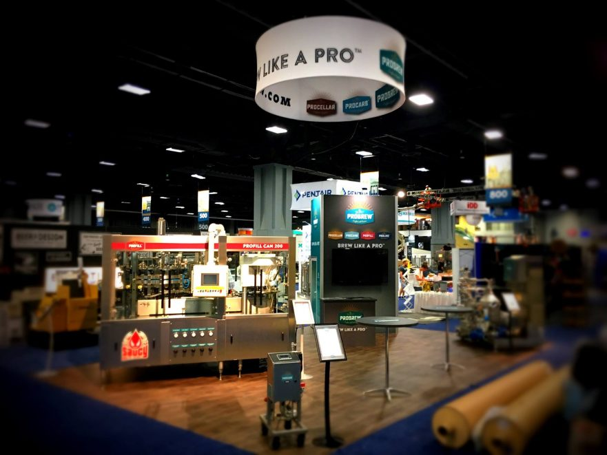 ProBrew CBC Booth 2017