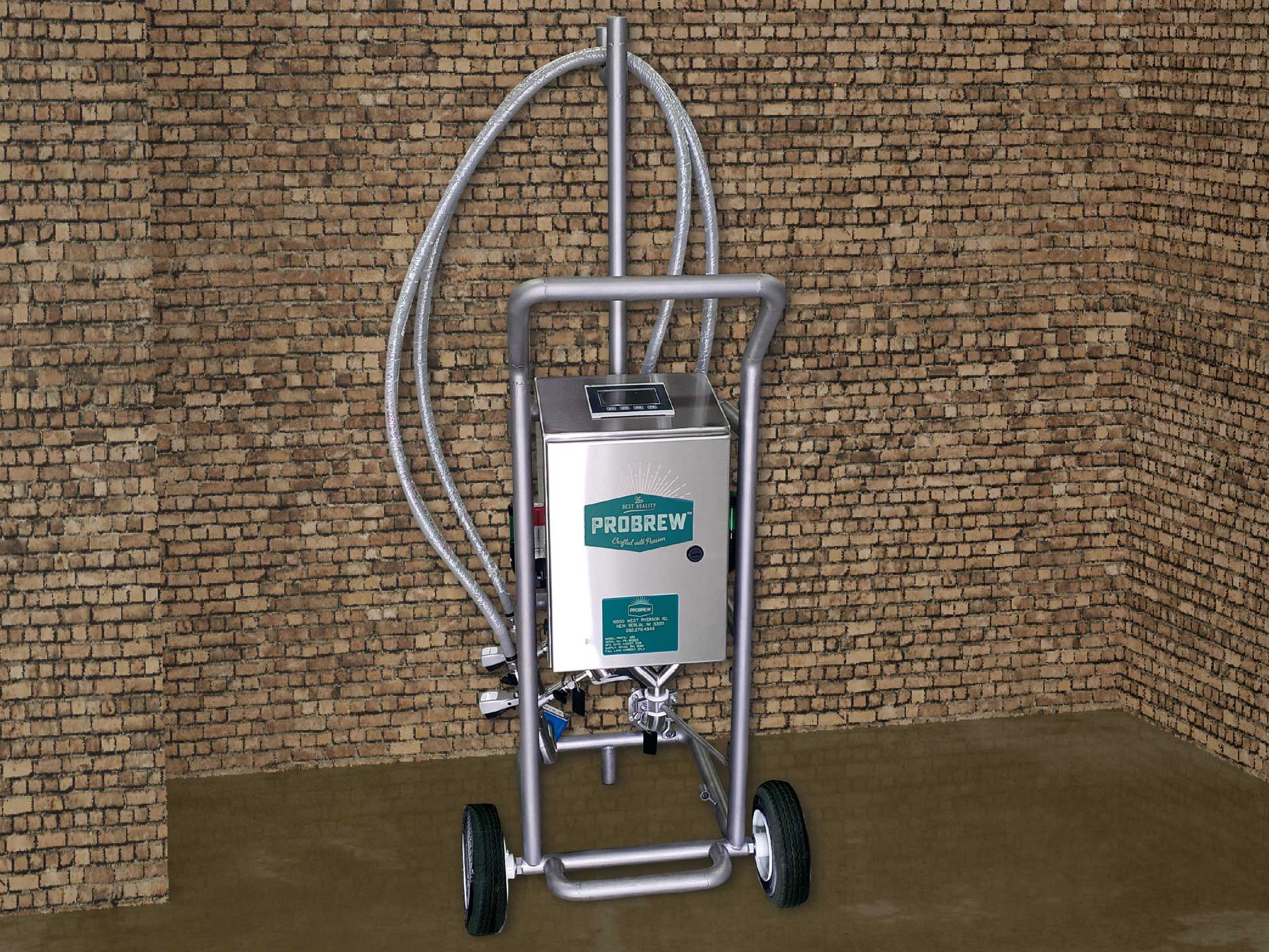 ProBrew Mobile Keg Filler